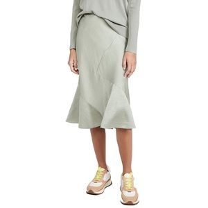 Size 10 Club Monaco Seamed Slip Skirt